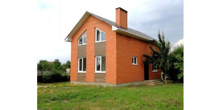 Полутораэтажный жилой дом на 140 кв.м