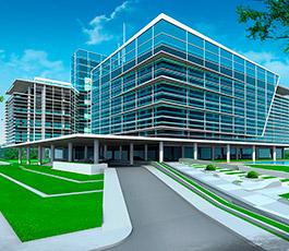 Проектирование коммерческих и промышленных зданий